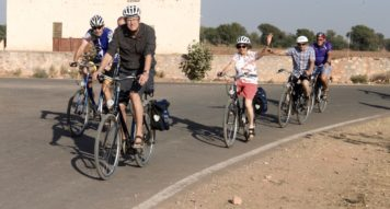 Cycling in Rajasthan - India cycle trails