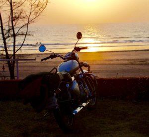Mumbai to Cochin Motorbike Tour